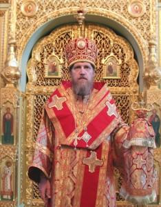Епископ Иоанн Воркутинский и Усинский